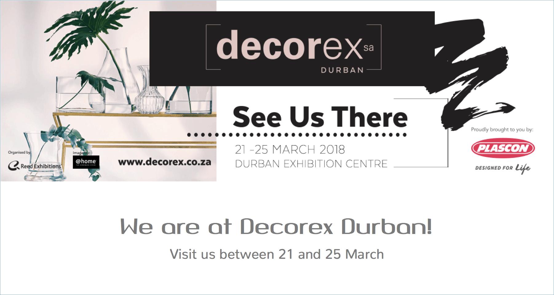 Decorex Durban