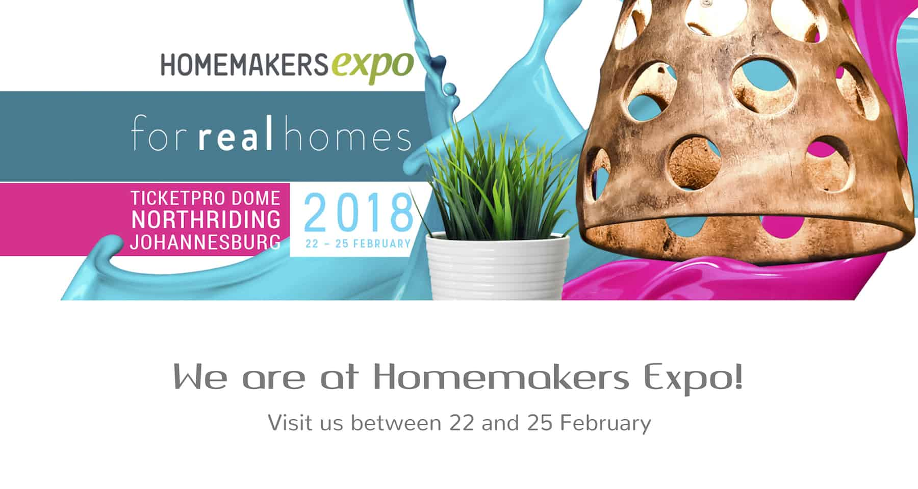 Homemakers Expo Medium